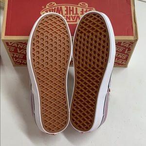 Vans Shoes - Purple Vans
